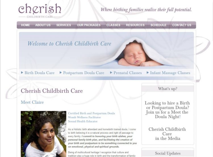 Cherish Childbirth Care