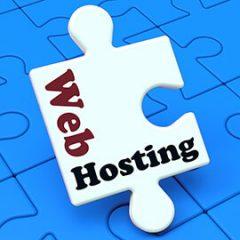 Web hosting management