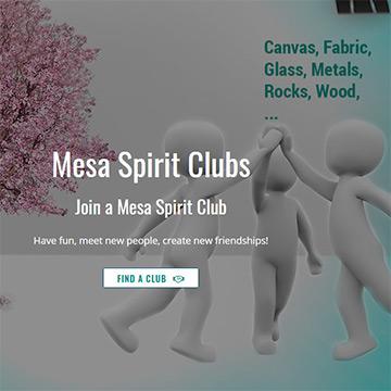 Mesa Spirit Clubs